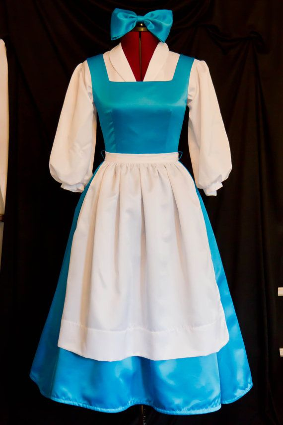I want to be this one year Belle costume