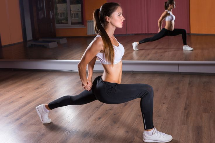 This skinny thigh workout targets your leg muscles and burn tons of calories. Get your legs pumping with these 5 moves to lose thigh fat!