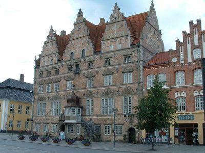 The Budolfi Cathedral, Aalborg