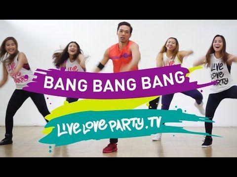 Bang Bang Bang   Zumba®   Live Love Party   KPOP - YouTube