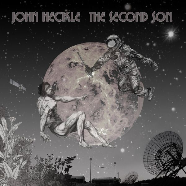 John Heckle - The Second Son #vinylrecords #artwork