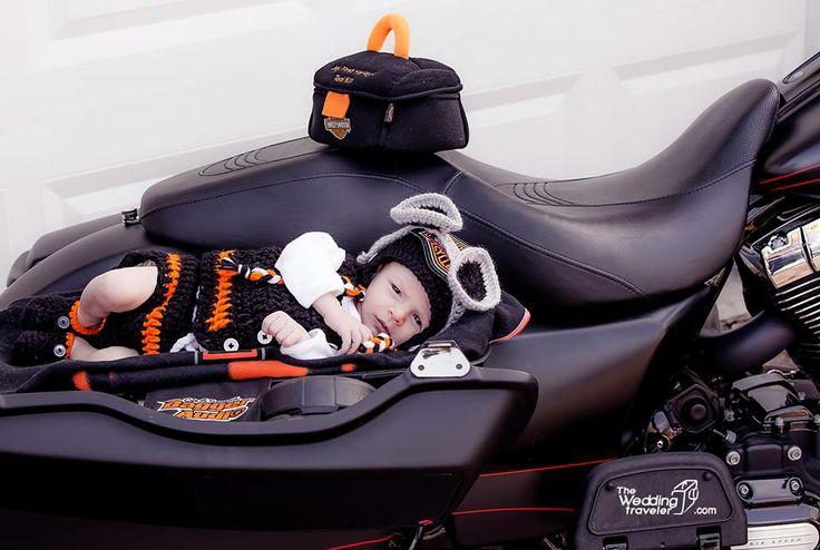 Newborn Harley Davidson Babies And Children Pictures