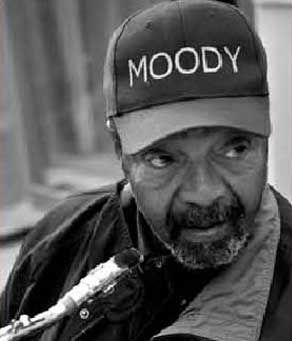 James Moody Sax Flute Man