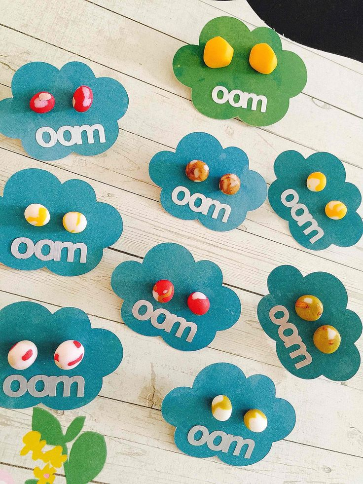 Inspiration: Make your own polymer clay jewellery like how your fave Easy sellers do it: http://outofman.com/2016/06/handmade-polymer-clay-jewellery/