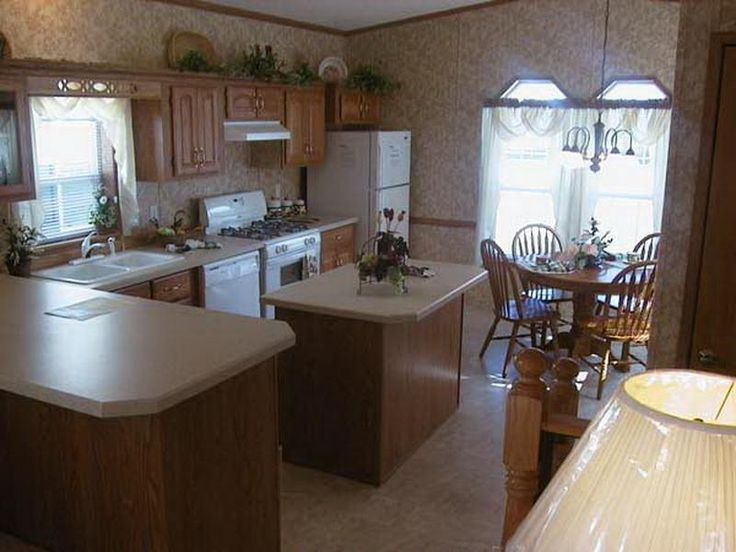 Mobile Home Floor Plans, Home Plans, Single Wide Mobile Homes, House  Projects, Home Kitchens, Kitchen Designs, Kitchen Remodel, Plan Front, ...
