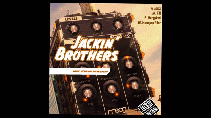 Jackin Brothers - More Pop Filters (snippet)
