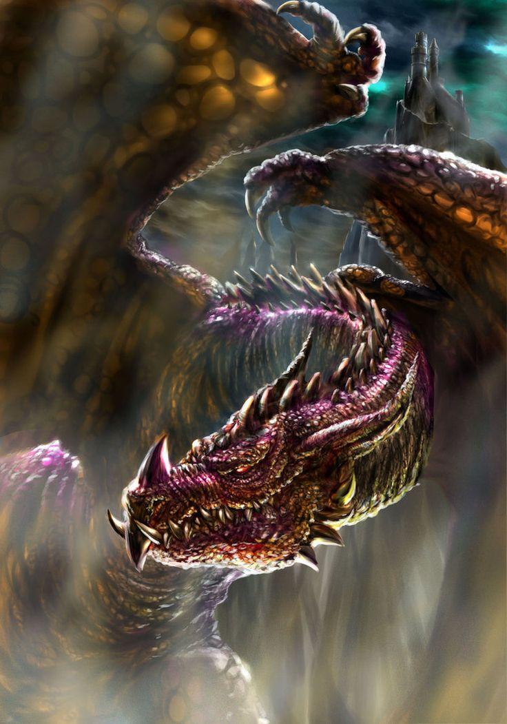 """The Dragon""  More @ http://groups.google.com/group/FantasyMagie & http://groups.yahoo.com/group/fantasy_forum   Like us pls! http://www.facebook.com/ComicsFantasy & http://www.facebook.com/groups/ArtandStuff"