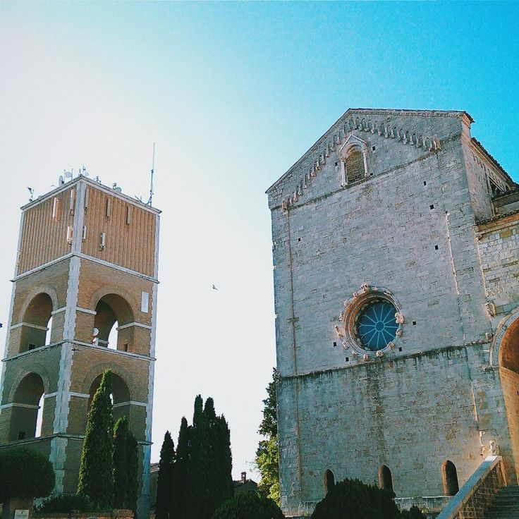 San Leopardo cathedral, Osimo (AN), Italy