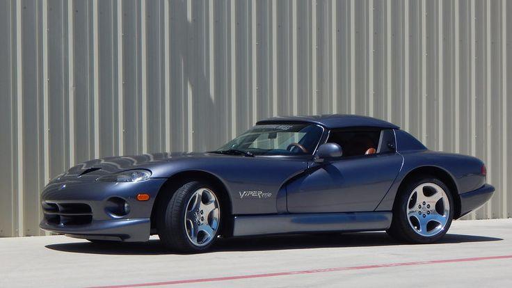 2000 Dodge Viper RT/10 Roadster - 1