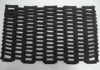 Tire Link Door Mat - recycled tires and they last for generations!