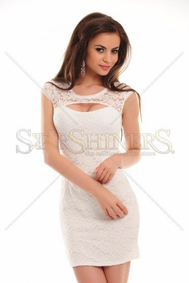 Rochie Chic Situation White
