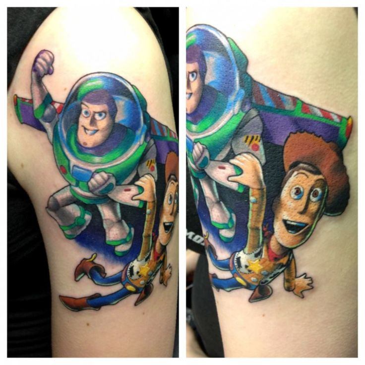 Tattoo Ideas Joe: ★ Toy Story Tattoos ★