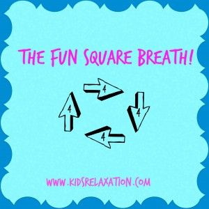 The Deep Breath Box:  Square Breathing