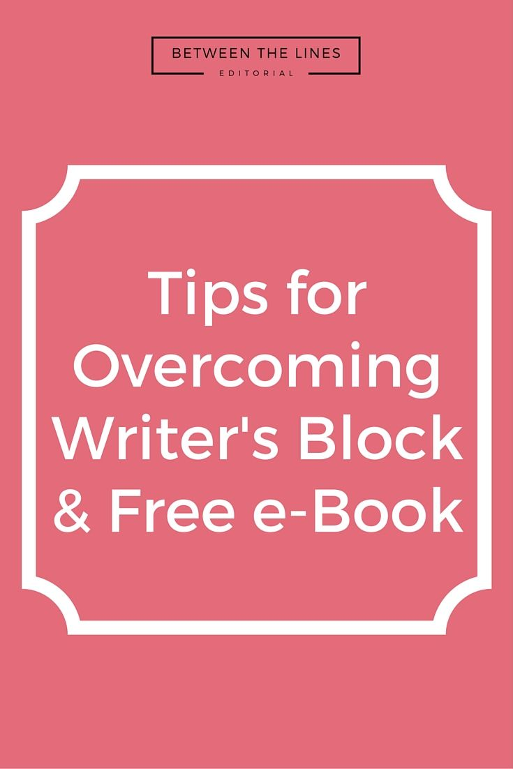 Of all the writers and bloggers I work with, writer's block is one of their  main pain points. It's one of mine, too! Writing is hard work, but it's  also an important creative outlet for many people.  So, what are you supposed to do when writer's block hits? Wait for  inspiration to come to you? Nope!  Here are some of my favorite ways to beat writer's block.