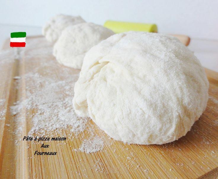 La vraie pâte à pizza   Aux Fourneaux