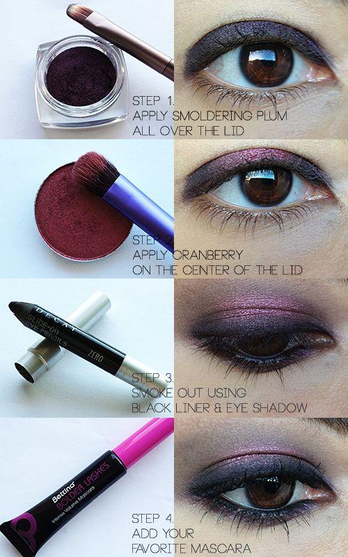 Cranberry Eyeshadow: 956 Best Make Up, Dude. Images On Pinterest