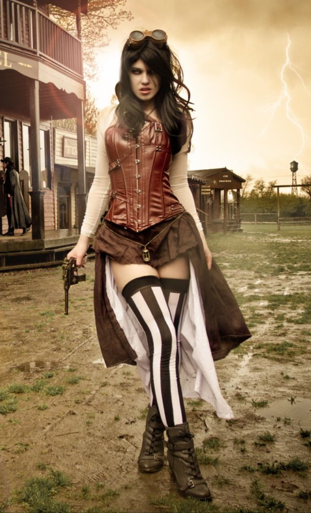 A fierce flowing freedom ran through her veins... xo https://www.steampunkartifacts.com