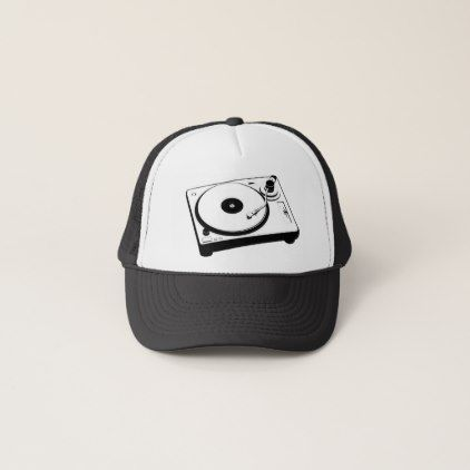 #Turntable hat for sale ! trucker hat - #birthday #gifts #giftideas #present #party