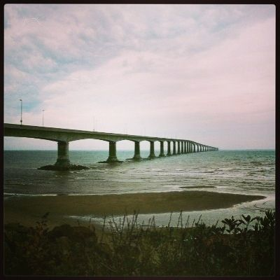 Prince Edward Island - Confederation Bridge