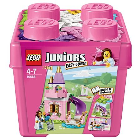 LEGO Juniors The Princess Play Castle 10668 - LEGO Star Wars|LEGO Ninjago|LEGO City|Harry Potter and much more|Buy online at The Warehouse