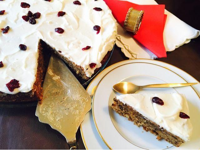 Gourmelita: Κέικ με Κολοκύθα