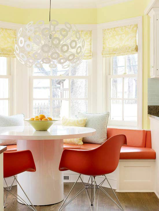 190 best images about banquette on pinterest window What colors go good together for a room