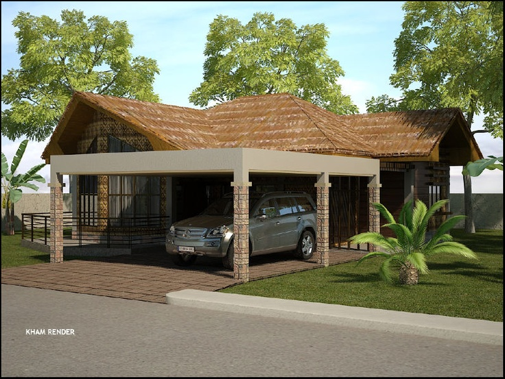 New Bahay Kubo Home Inspiration Architecture