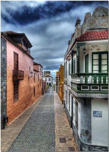 Garachico, Tenerife- Canary Island