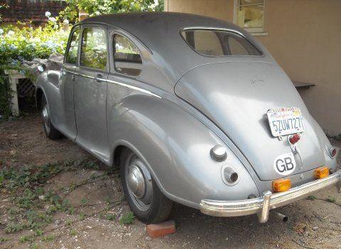 1950 Jowett Javelin