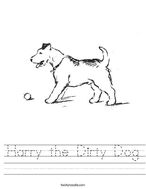 40 best Book--Harry the dirty dog images on Pinterest ...