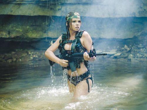 Pin by Mike Spangler on TOUGH SECRETS | Girl guns