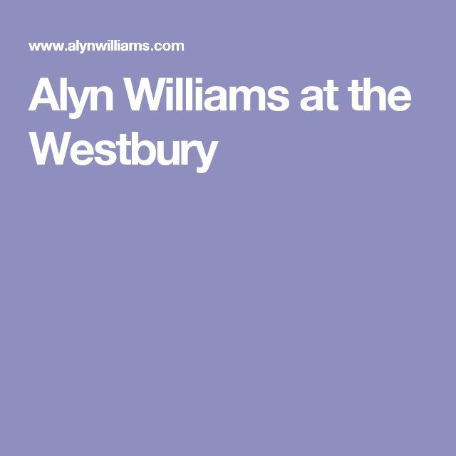 Alyn Williams at the Westbury