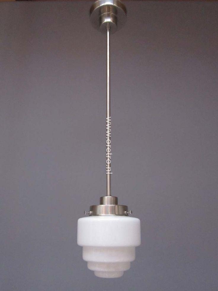 36 beste afbeeldingen van art deco hanglampen - Deco trap ...
