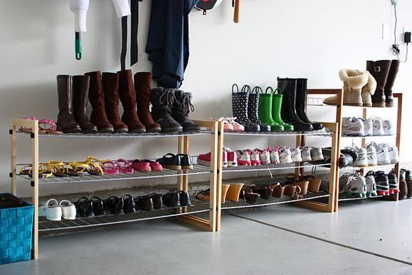 modular storage furniture, shoe shelves