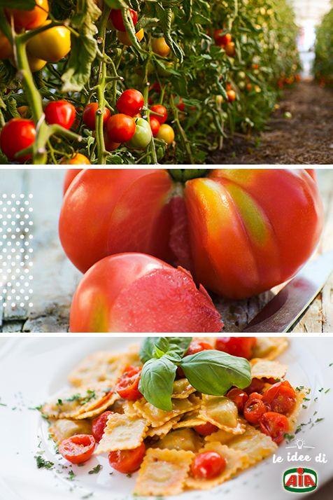 Ecco perché mangiare i pomodori fa bene! 🍅   #LeIdeediAIA #AIA #pomodori #pomodoro #cucina #cucinare #cook #cooking #food #foodie #eat #eating #cucinare #mangiare #viversano #sugo #tips