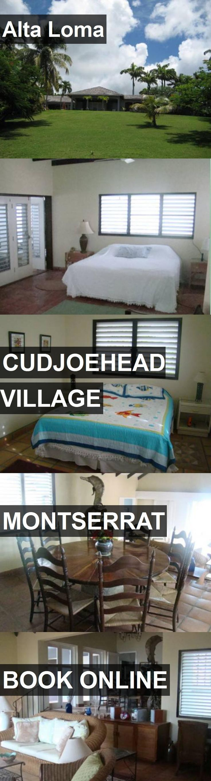 Hotel Alta Loma in Cudjoehead Village, Montserrat. For more information, photos, reviews and best prices please follow the link. #Montserrat #CudjoeheadVillage #travel #vacation #hotel