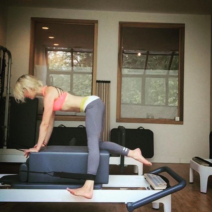 Reformer Pilates #pilatesbodyworkout #pilates