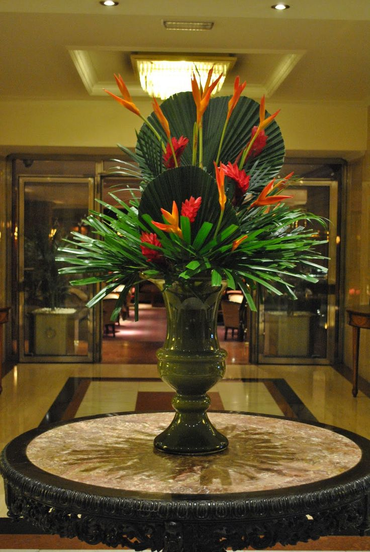 Best ideas about hotel flower arrangements on