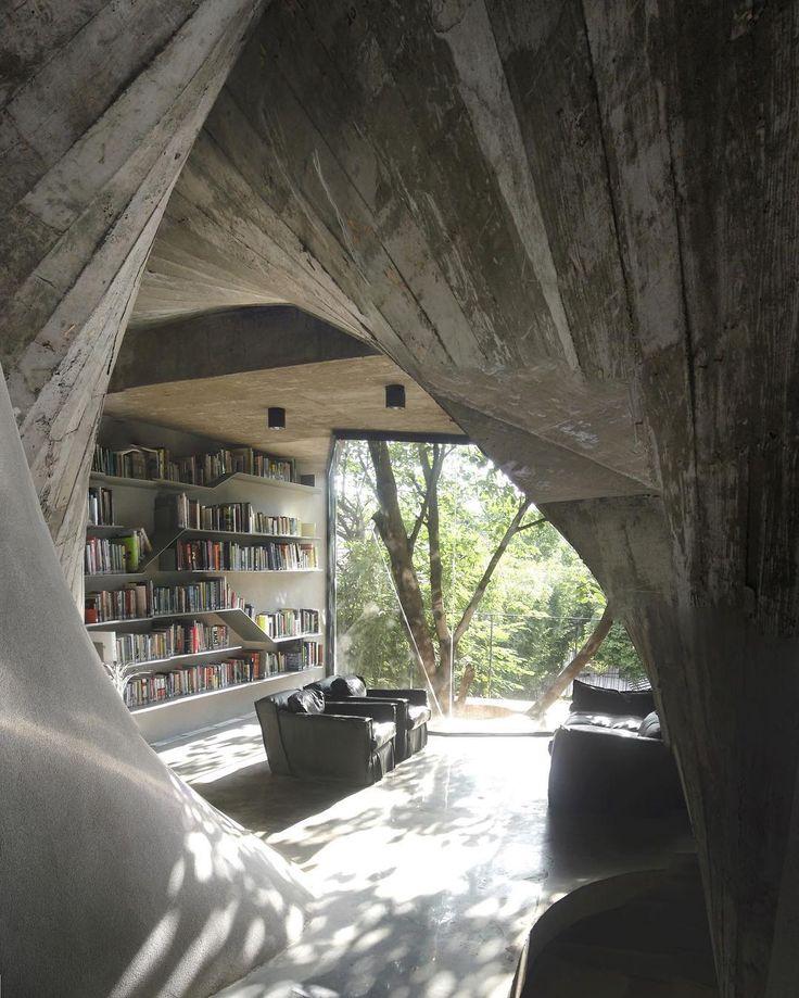 Tea House by Archi-Union Architects. (2011) #Shanghai #China #architectanddesign