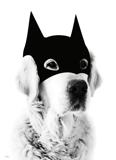 My Deer Art Shop - Bat dog ❥