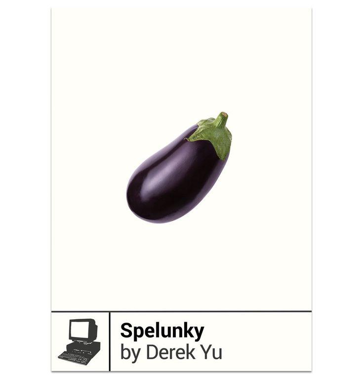 Spelunky by Derek Yu