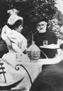 #GiuseppeVerdi trascorse a #Montecatini le sue #vacanzeestive dal 1882 fino all'anno della sua morte e divenne così la sua città estiva d'adozione.  http://www.estateregina.it/it_storia.html