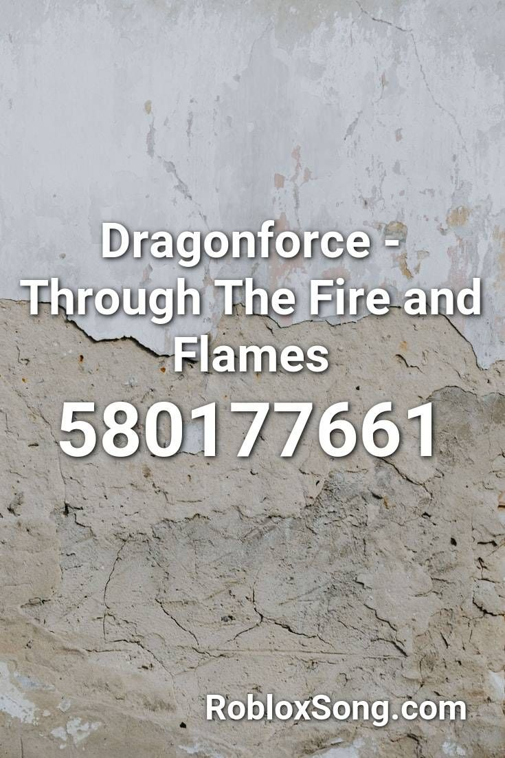 Pin By Kevin Sood On Dragonforce Roblox Flames Songs