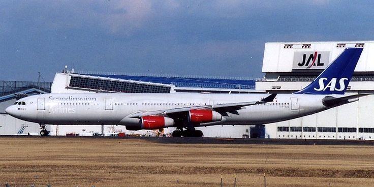 Scandinavian Airlines System - SAS Scandinavian Airlines (SK/SAS) A340-300