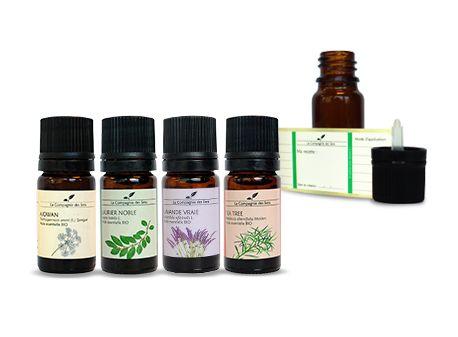Soulager les abcès, furoncles et panaris avec les huiles essentielles