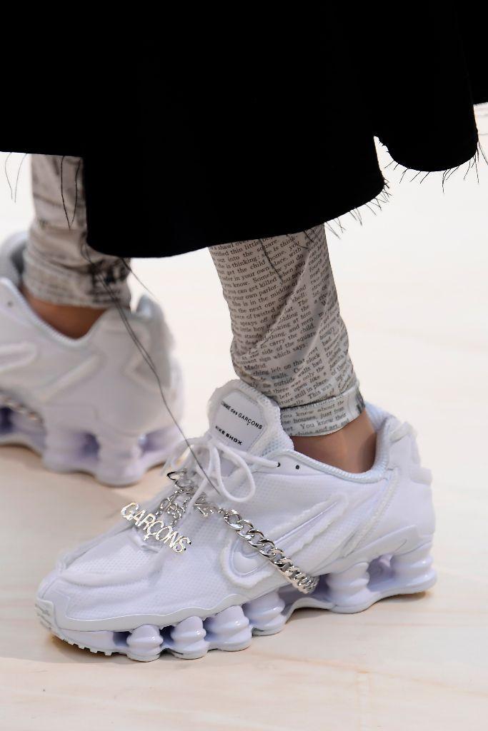 The Comme des Garçons Nike Shox For