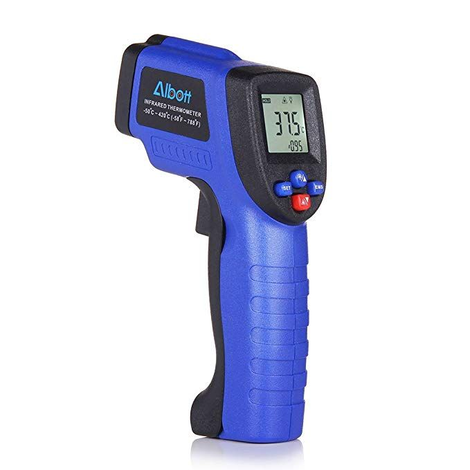 IR Infrared Thermometer,Albott Non-contact Digital Laser