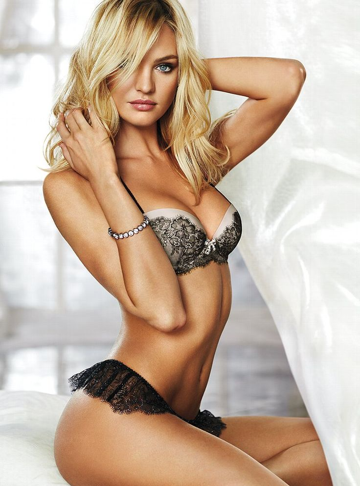 Not candice swanepoel sexy bra and