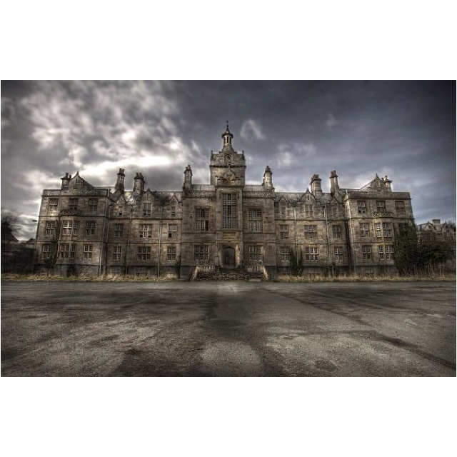 Haunted Places In Whittier California: 167 Best Images About Insane Asylums On Pinterest