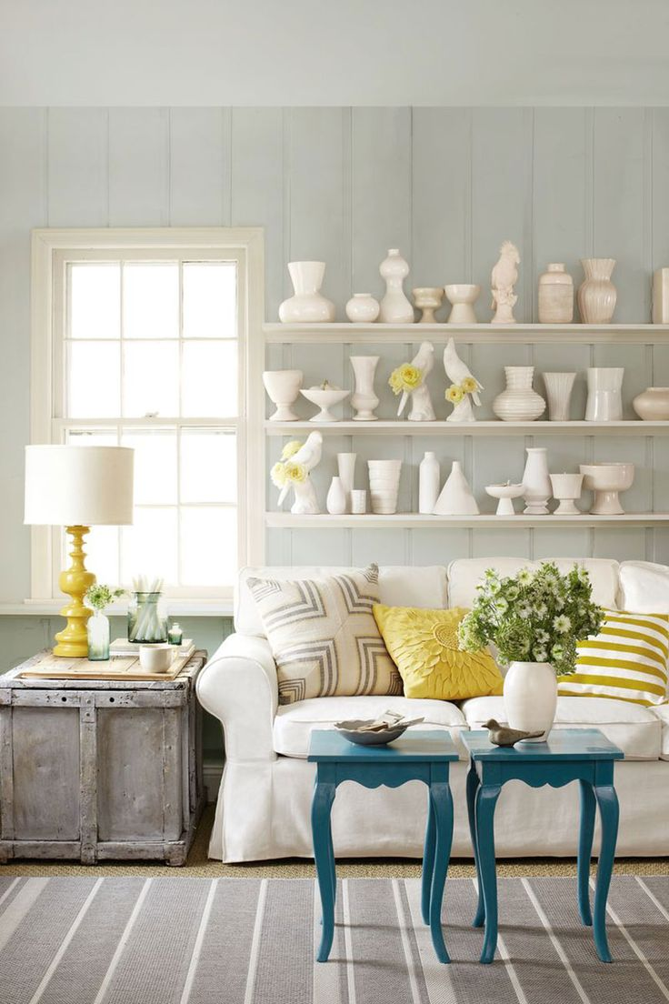 10 Ways To Decorate That Big Blank Wall Youre Trying Avoid